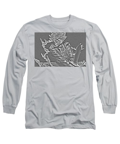 Sword Rush Trunks Long Sleeve T-Shirt
