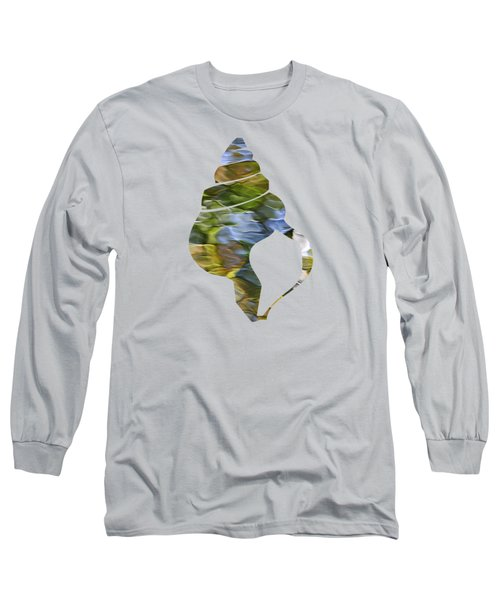 Long Sleeve T-Shirt featuring the photograph Sycamore Mosaic by Christina Rollo
