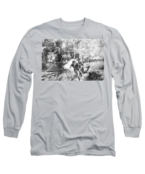Take Cover Long Sleeve T-Shirt