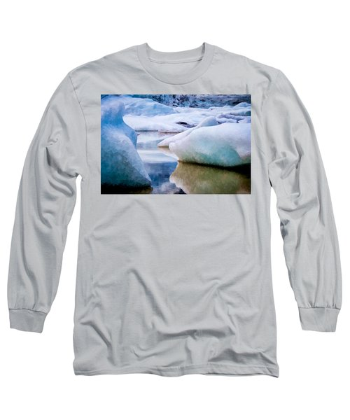 Take The Space Between Us And Fill It Up Some Way Long Sleeve T-Shirt