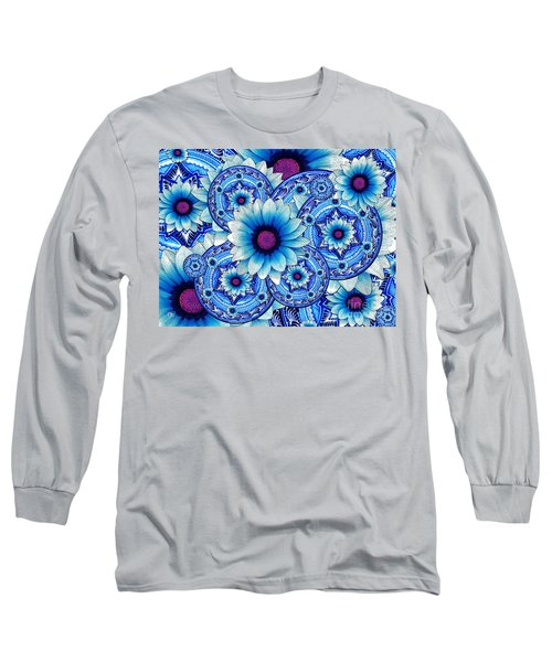 Talavera Alejandra Long Sleeve T-Shirt by Christopher Beikmann