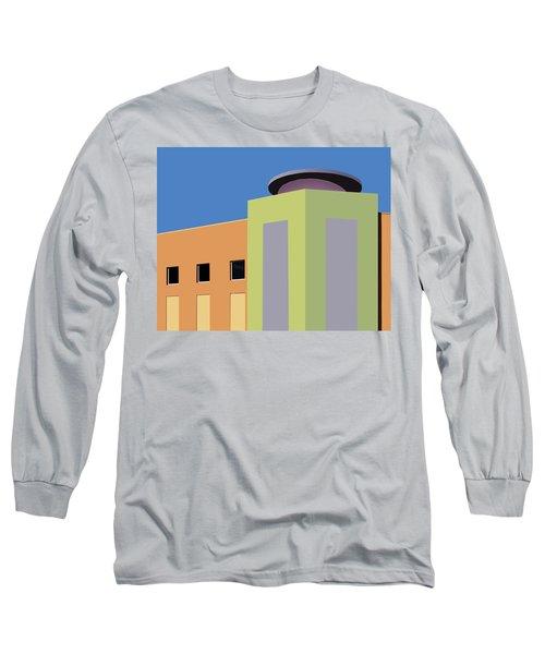 Talin Market Long Sleeve T-Shirt by Nikolyn McDonald
