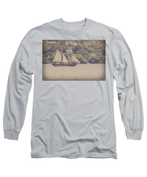 Tall Ship - 2 Long Sleeve T-Shirt
