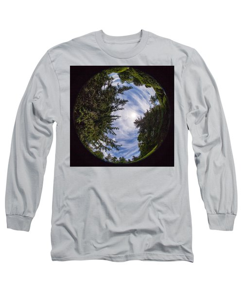 The Berkshires 944 Long Sleeve T-Shirt by Michael Fryd