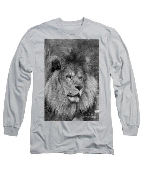 Tango #6  Black And White Long Sleeve T-Shirt
