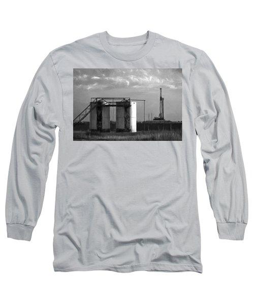 Tank Battery Long Sleeve T-Shirt