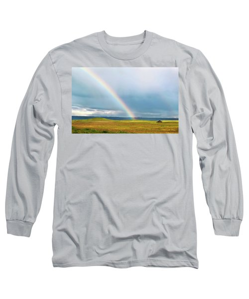 Taste The Rainbow Long Sleeve T-Shirt