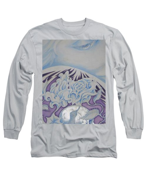 Tattooed Goddess Long Sleeve T-Shirt