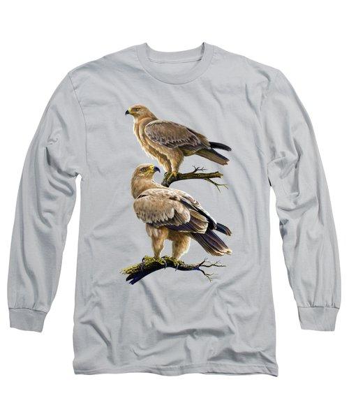 Tawny Eagles Long Sleeve T-Shirt