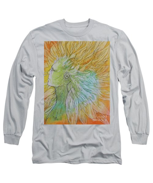 Te-fiti Long Sleeve T-Shirt