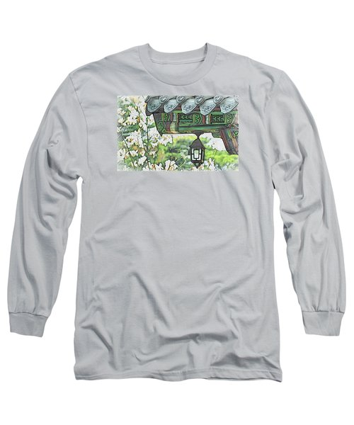 Temple Light Long Sleeve T-Shirt