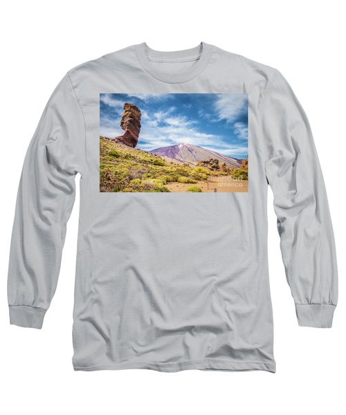 Tenerife Long Sleeve T-Shirt by JR Photography