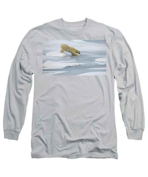 Testing The Ice Long Sleeve T-Shirt