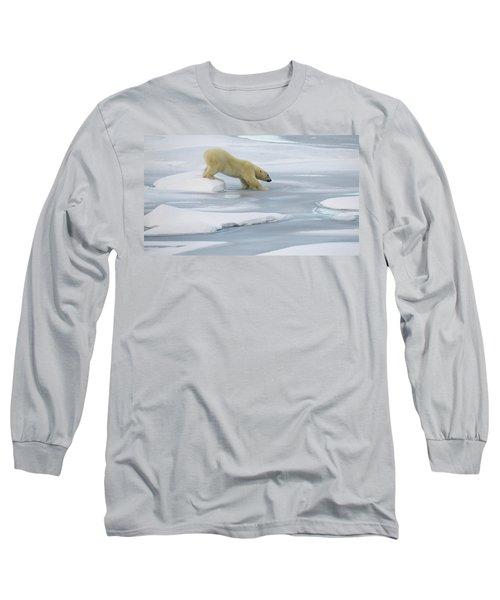 Testing The Ice Long Sleeve T-Shirt