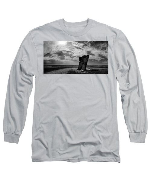 Teter Rock Hill Top View Long Sleeve T-Shirt