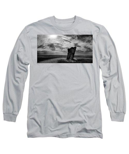 Teter Rock Hill Top View Long Sleeve T-Shirt