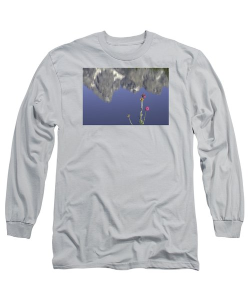 Teton Reflections Long Sleeve T-Shirt