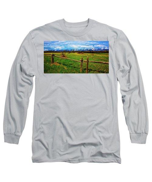 Teton Spring Long Sleeve T-Shirt