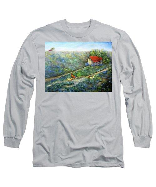 Texas Morning Long Sleeve T-Shirt