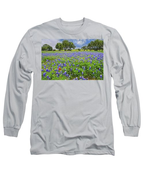 Texas Spring  Long Sleeve T-Shirt