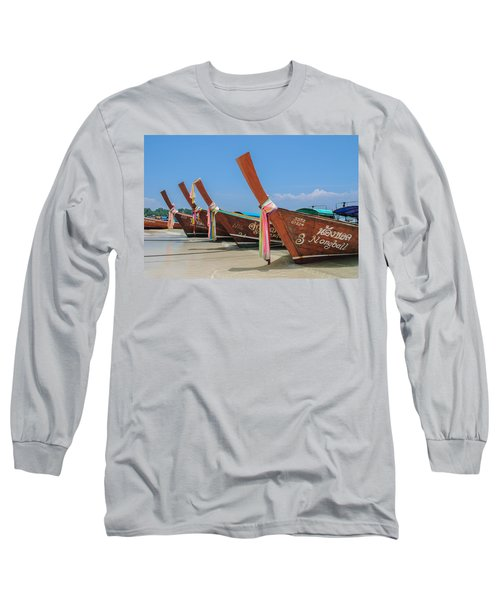 Thai Chariots Long Sleeve T-Shirt