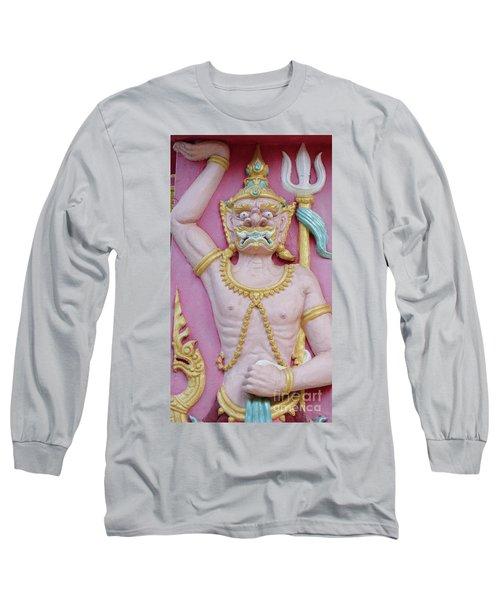 Thai Temple Art I Long Sleeve T-Shirt