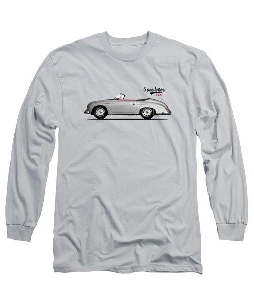 The 356a Speedster Long Sleeve T-Shirt