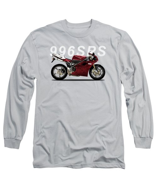 The 996 Sps Long Sleeve T-Shirt by Mark Rogan