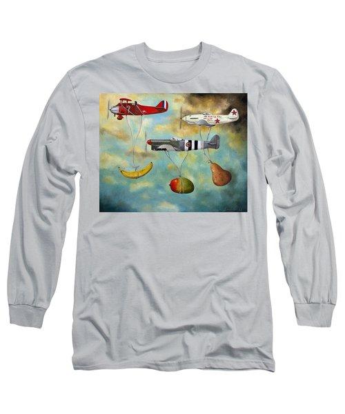 The Amazing Race 6 Long Sleeve T-Shirt