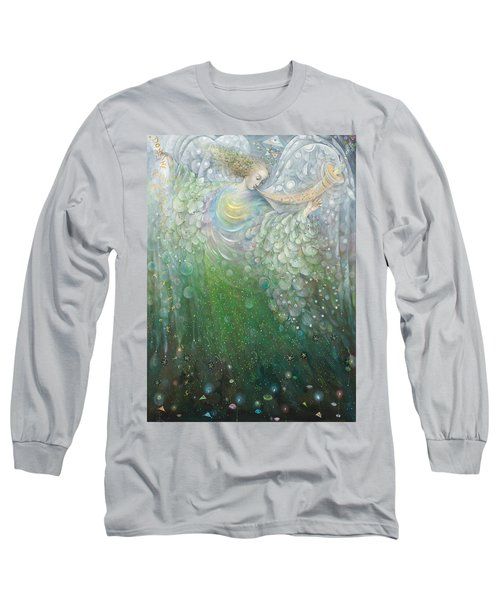 The Angel Of Growth Long Sleeve T-Shirt