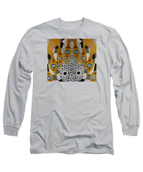 The Arch Of The Eye Long Sleeve T-Shirt