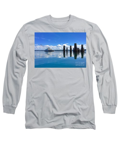 The Arrival Long Sleeve T-Shirt by Sean Griffin