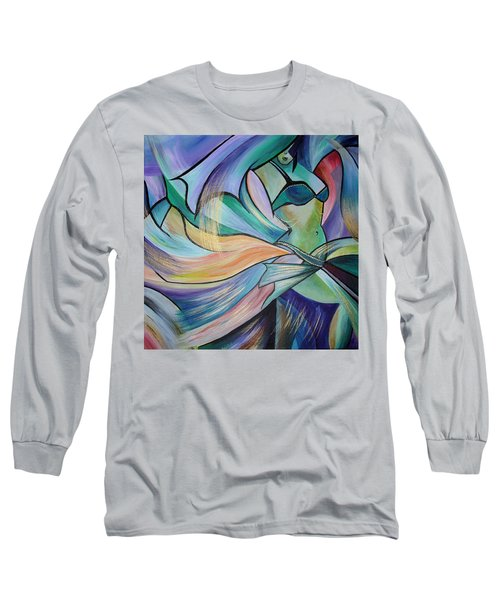 The Art Of Belly Dance Long Sleeve T-Shirt