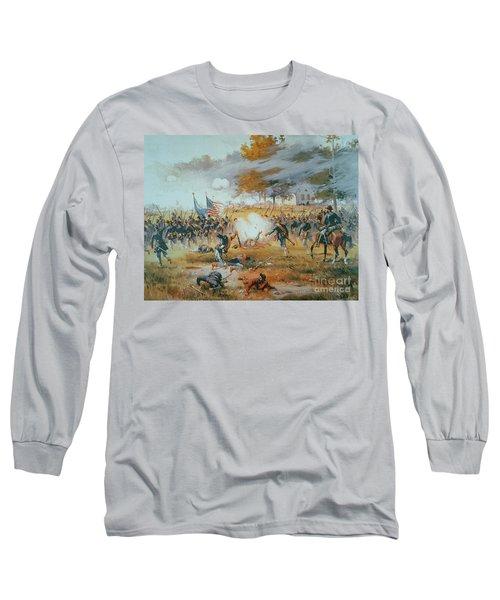 The Battle Of Antietam Long Sleeve T-Shirt