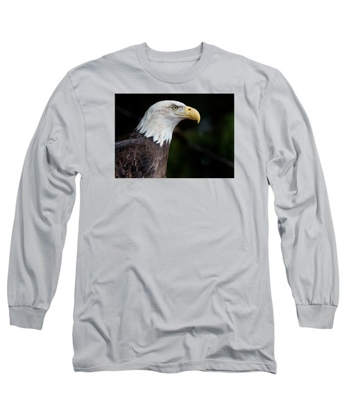 The Beak Pointeth Long Sleeve T-Shirt