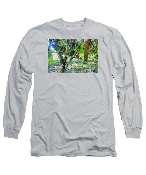 The Beauty Of Trees Long Sleeve T-Shirt by Ashish Agarwal