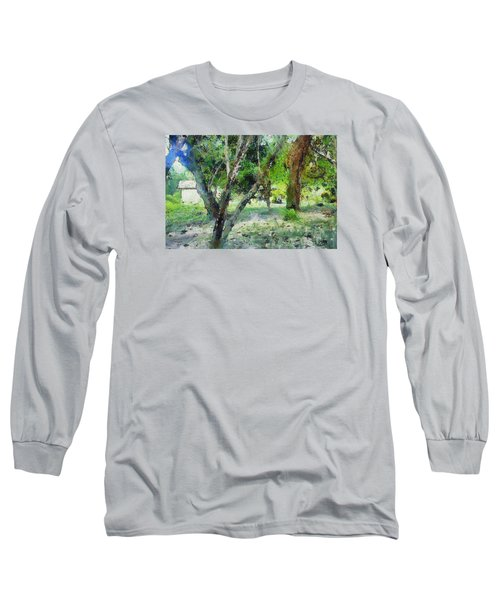The Beauty Of Trees Long Sleeve T-Shirt