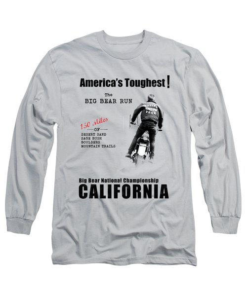 The Big Bear Run Long Sleeve T-Shirt