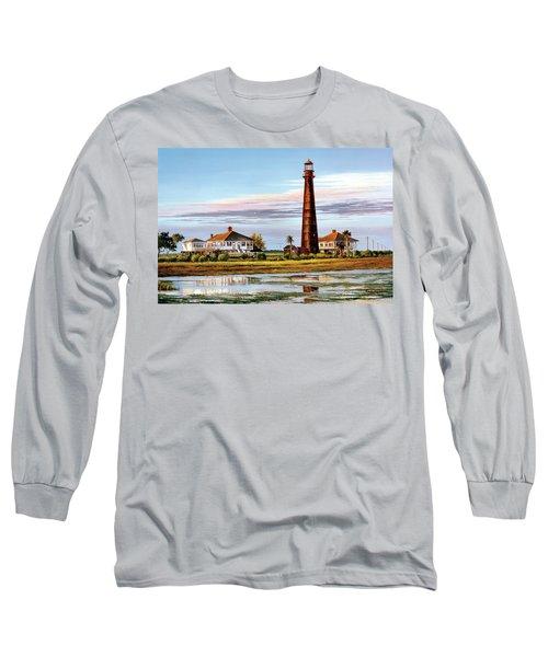 The Bolivar Lighthouse Long Sleeve T-Shirt