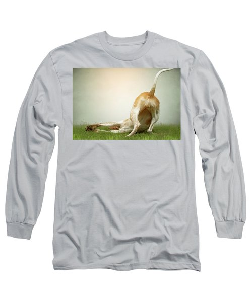 The Bottom Line Long Sleeve T-Shirt