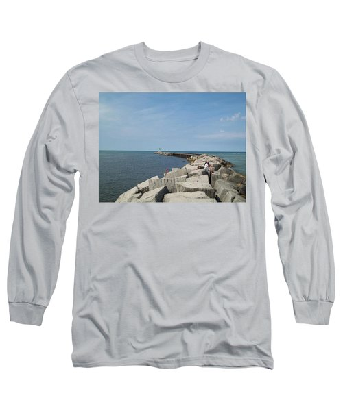 The Break Long Sleeve T-Shirt