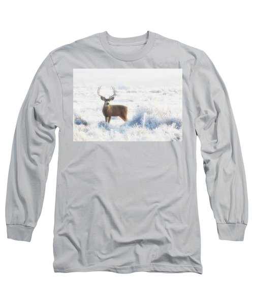 The Buck Stops Here Long Sleeve T-Shirt