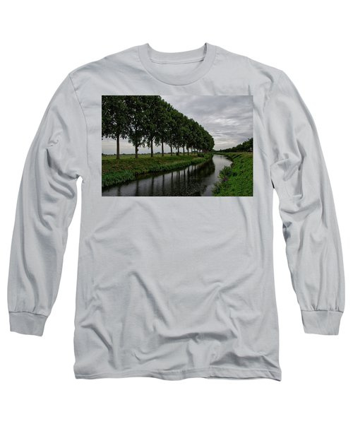 The Canal Long Sleeve T-Shirt