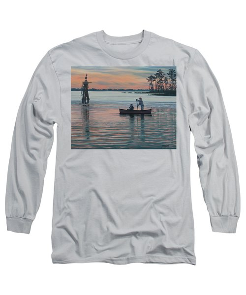 The Canoers Long Sleeve T-Shirt