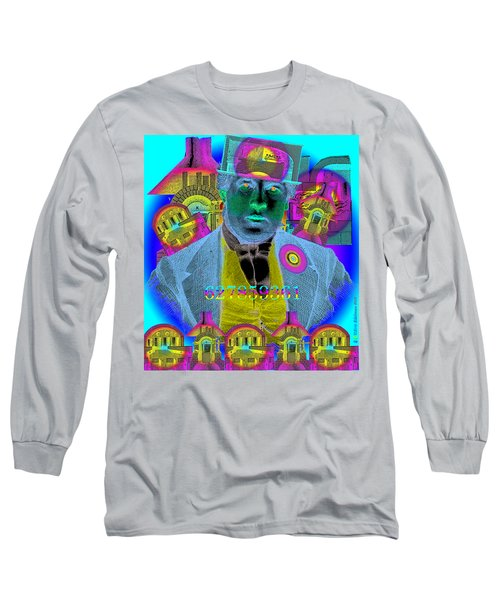 The Capitalist Long Sleeve T-Shirt