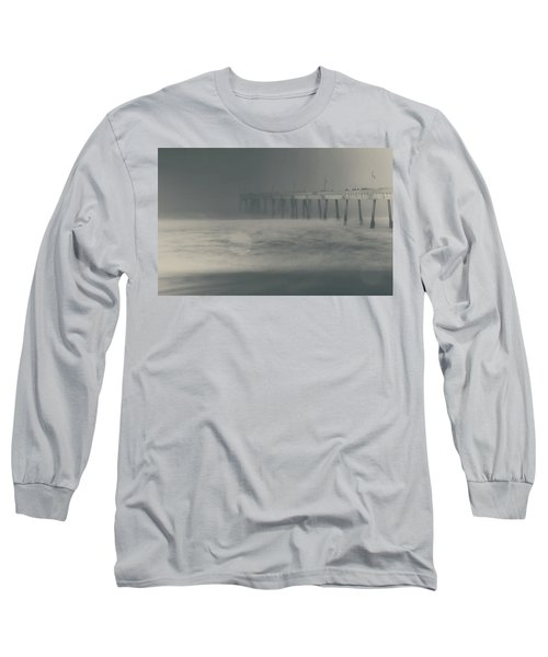 Long Sleeve T-Shirt featuring the photograph The Chill In My Bones by Laurie Search