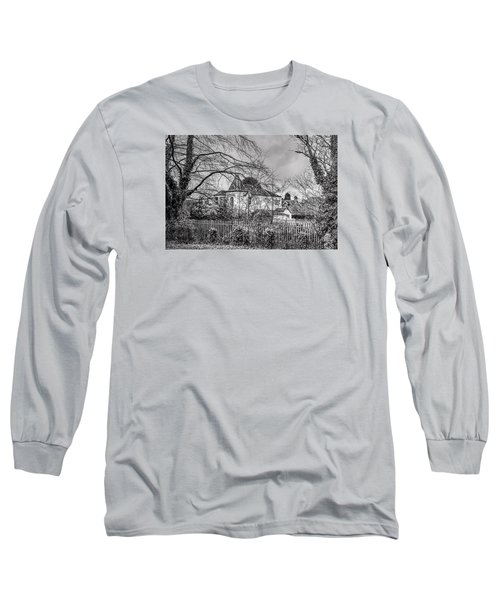 Long Sleeve T-Shirt featuring the photograph The Claremont by Jeremy Lavender Photography