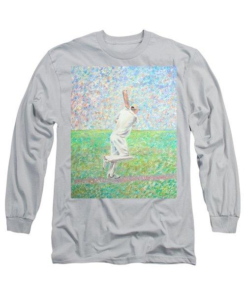 The Cricketer Long Sleeve T-Shirt