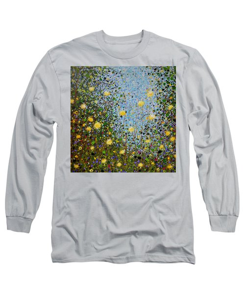 The Dandelion Patch Long Sleeve T-Shirt