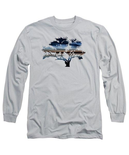 The Dawning Tree Long Sleeve T-Shirt